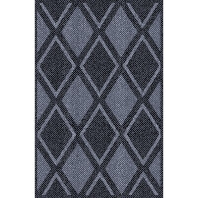 Spaces HomeBeyond© Twill Diamond Area Rug by Welspun