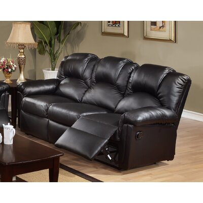 Infini Furnishings IFIN1037 Jacob Reclining Sofa
