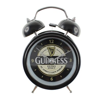 Alarm Clock by Guinness