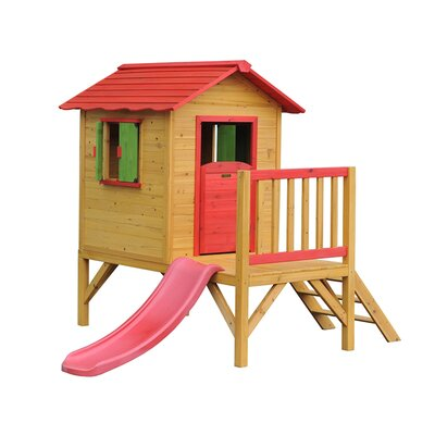 Wallaby Cubby Playhouse by Outward