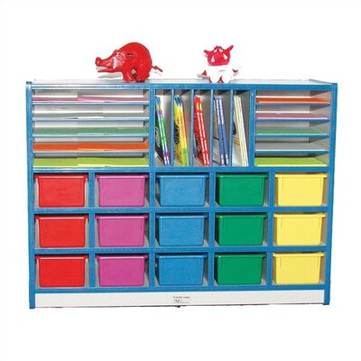 Mahar Creative Colors Compartment Cubby