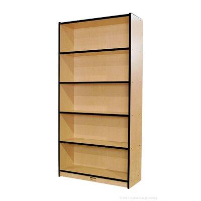 "Mahar Creative Colors Single-Sided 72"" Bookcase"