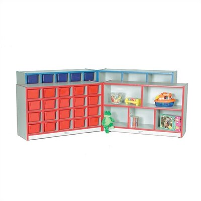 Mahar Creative Colors Hinged Compartment Cubby