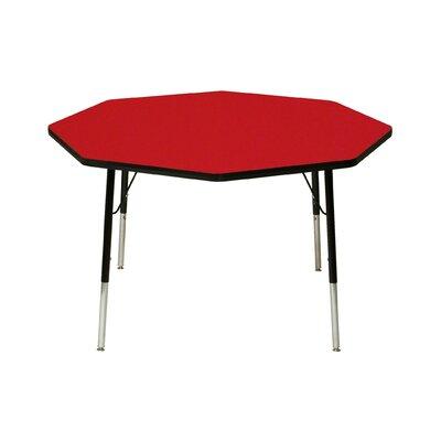 "Mahar Creative Colors 48"" Octagon Classroom Table"