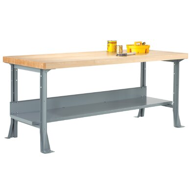 Diversified Woodcrafts Maple Workbench