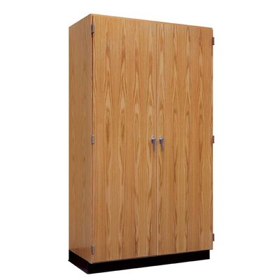 Diversified Woodcrafts Hinged 2 Door Storage Cabinet