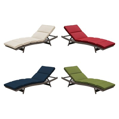 Latitude run bali chaise lounge reviews wayfair for Balinese chaise lounge