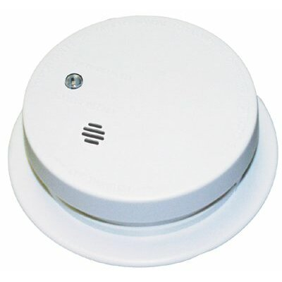Kidde - Battery Operated Smoke Alarms Ionization  Hush: 408-0916E - ionization  hush Product Photo