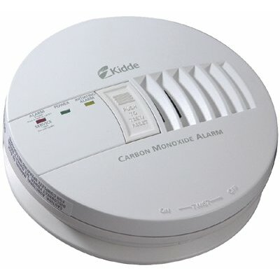 Kidde - Carbon Monoxide Alarms Carbon Monoxide Alarm Ionization 120Vac: 408-21006406 - carbon monoxide alarm ionizati... Product Photo