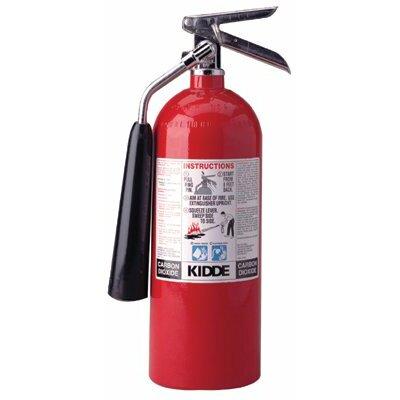 Kidde Kidde - Proline Carbon Dioxide Fire Extinguishers - Bc Type 10Lb. Pro 10 Cdm Carbondioxide Fire Exting: 408-466181 - 10lb. pro 10 cdm carbondioxide fire exting