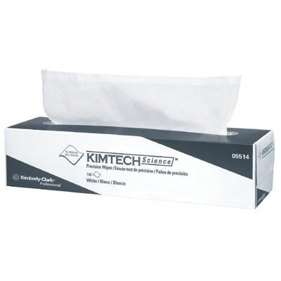 Kimberly-Clark Kimtech Science® Precision Wipe Tissue Wipers - 15x16.75 precision wipeswhite 140/box 15box/cs
