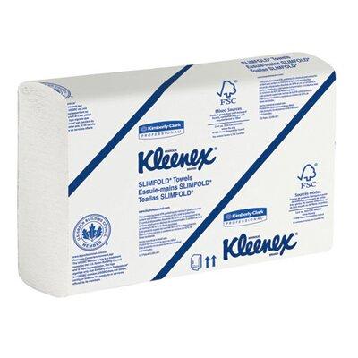 Kimberly-Clark Kleenex Slim-Fold Paper Towels - 90 Covers per Pack