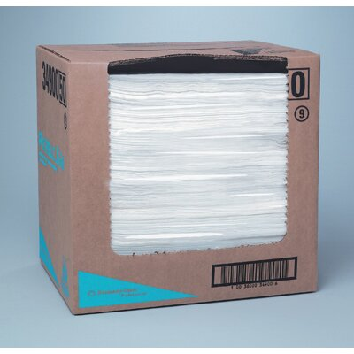 Kimberly-Clark Wypall X60 Teri Reinforced Towels - 150 Sheets per Box