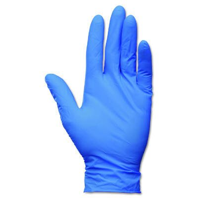 Kimberly-Clark Kleenguard G10 Arctic Nitrile Small Gloves in Blue
