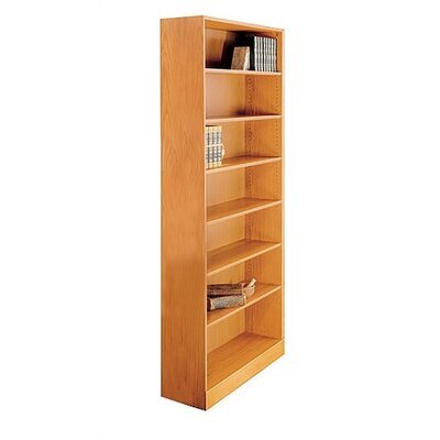 """Hale Bookcases 1100 NY Series Deep 84"""" Standard Bookcase"""
