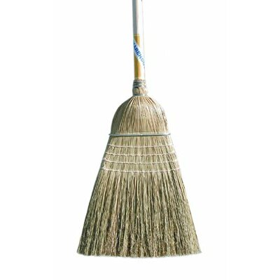 Magnolia Brush Warehouse Brooms - mixed fiber warehouse corn broom