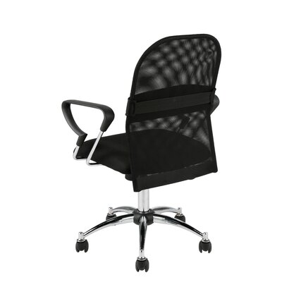 Eurostyle Marlin Mid-Back Mesh Office Chair with Arms