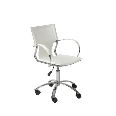 Eurostyle Vinnie Leather Conference Chair