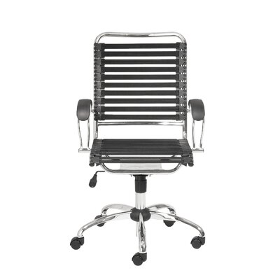 Bungie High-Back Office Chair with Flat J-Arm by Eurostyle