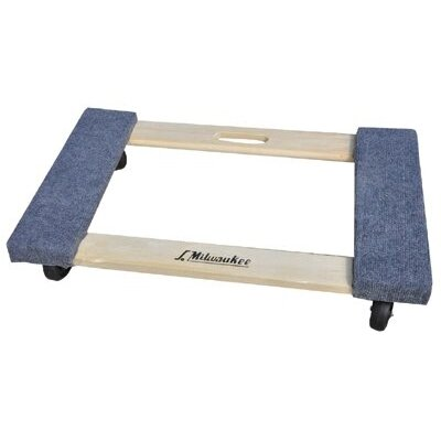 "Milwaukee Hand Trucks 18"" x 30"" Furniture Dolly"