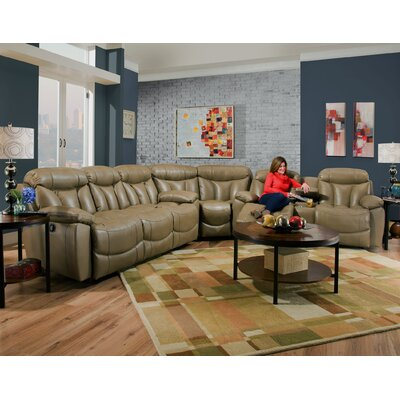 Wescott Reclining Sectional by Franklin