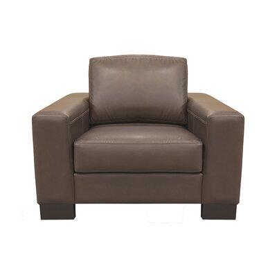 Mayfair Leather Arm Chair by Coja