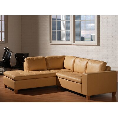 Allegro Sectional by Coja