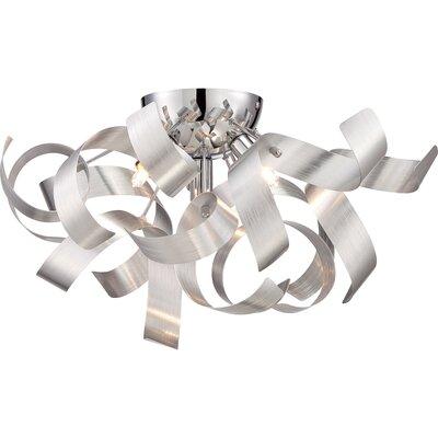 Ribbons Flush Mount Product Photo