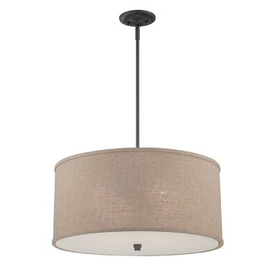 Cloverdale 4 Light Pendant by Quoizel