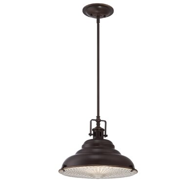 Eastvale 1 Light Pendant by Quoizel
