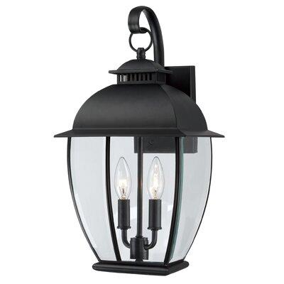 Quoizel Bain 2 Light Wall Lantern