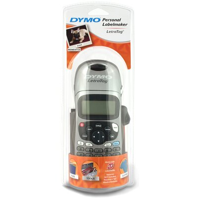 sanford dymo letratag lt 100h electronic label maker. Black Bedroom Furniture Sets. Home Design Ideas