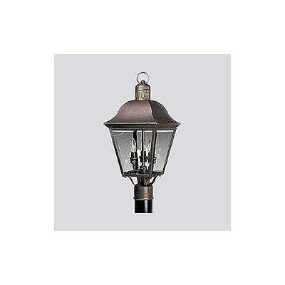 Progress Lighting Andover 3 Light Post Lantern