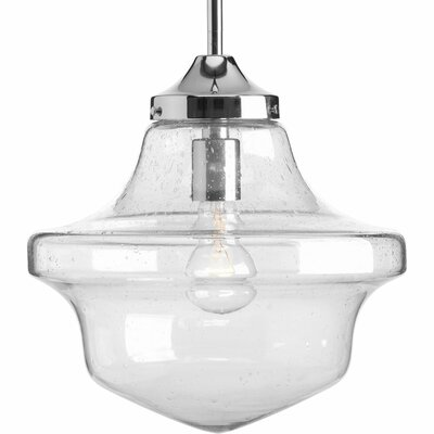 Academy 1 Light Globe Pendant Product Photo