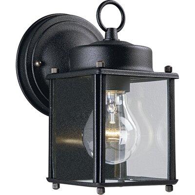 Progress Lighting Brass Guard Lanterns 1 Light Wall Lantern