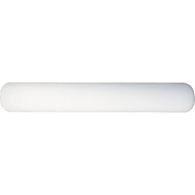 Progress Lighting Energy Star 25W Soft Clouds Linear Fluorescent Sconce Lamp with Electronic Ballasts