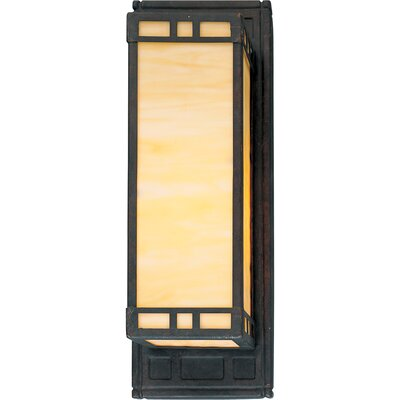 Progress Lighting Arts and Crafts Wall Sconce - Energy Star