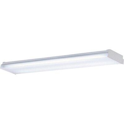 Energy Star Linear Fluorescent Strip Light by Progress Lighting
