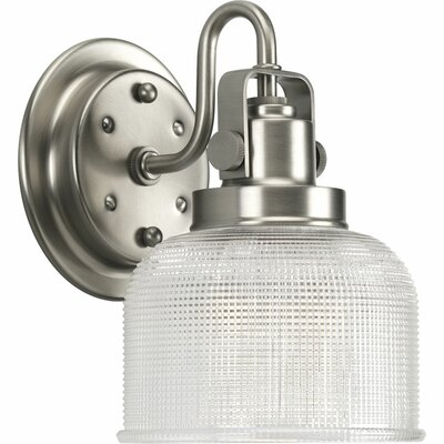 Progress Lighting Archie 1 Light Bath Vanity Light