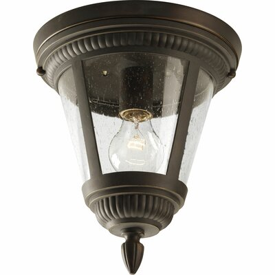 Westport 1 Light Flush Mount Product Photo