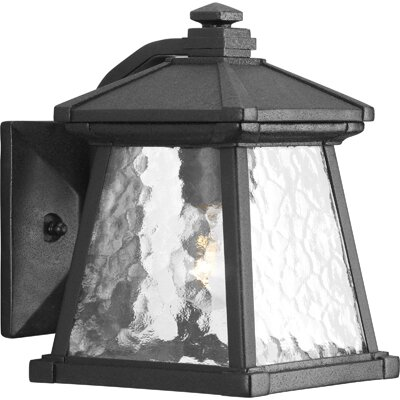 Progress Lighting Mac 1 Light Wall Lantern