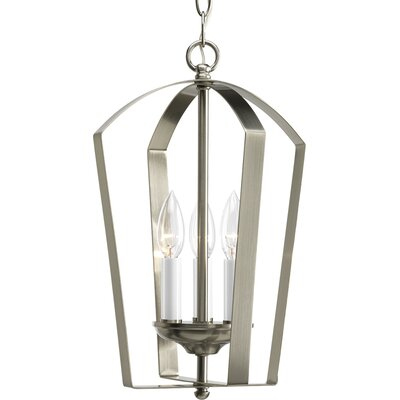 Gather 3 Light Hall and Foyer Pendant Product Photo