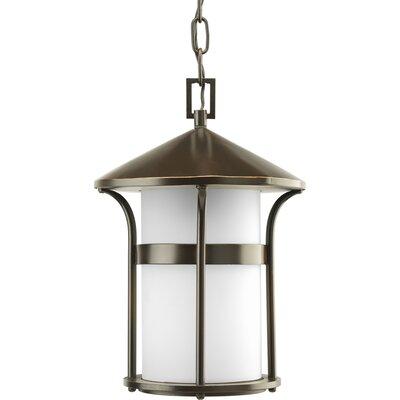 Progress Lighting Welcome 1 Light Outdoor Hanging Lantern