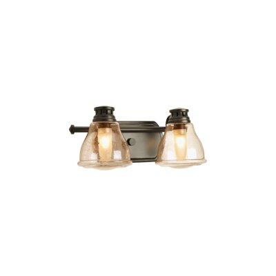 2 Light Bath Vanity Light Product Photo