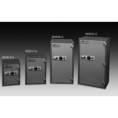 Gardall Safe Corporation Quick Ship: Medium Two-Hour Fire Resistant Record Safe