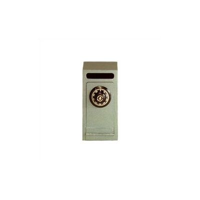 Gardall Safe Corporation Medium Under Counter Commercial Depository Safes 0.14 CuFt