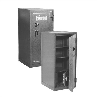 """Gardall Safe Corporation Large """"B"""" Rated Two-Hour Fire Resistant Safe"""