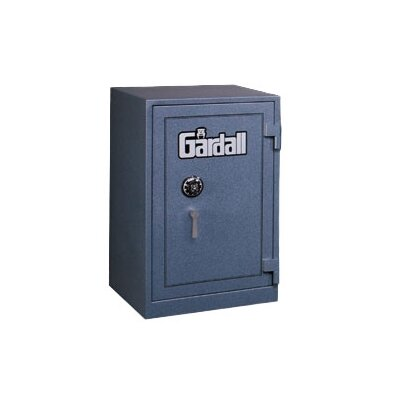 "Gardall Safe Corporation 37.25"" H x 25.75"" D Two-Hour Fire Resistant Record Safe"