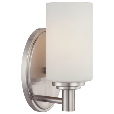 Pittman 1 Light Bath Vanity Light Product Photo