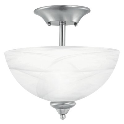 Tahoe 2 Light Convertible Inverted Pendant by Thomas Lighting